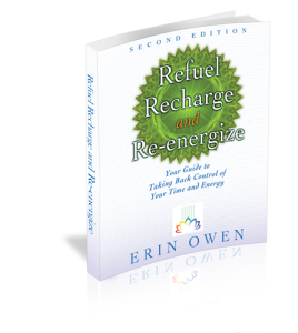 Refuel, Recharge and Re-energize