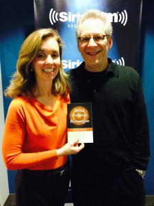 Erin & Prof. Stew Friedman
