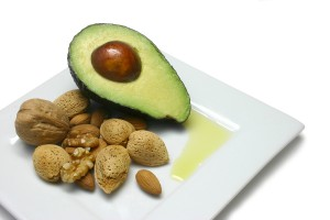 bigstock-Avocado-walnuts-and-almonds-16526522
