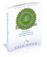Refuel Recharge and Re-energize 2nd Edition