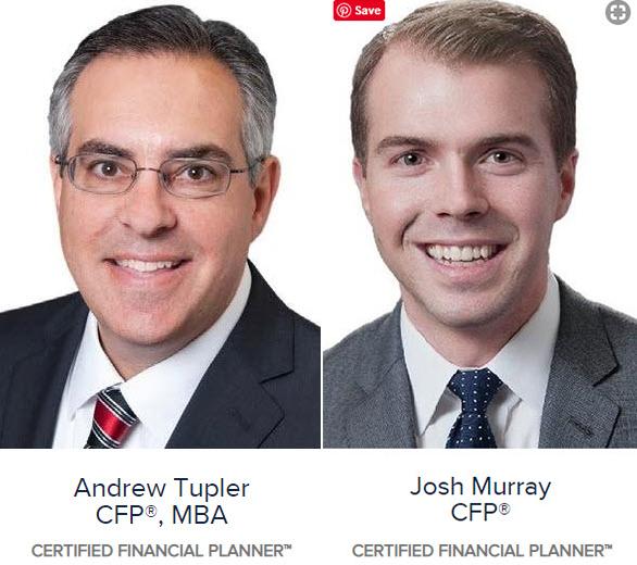 Andy Tupler and Josh Murray of Tupler Financial